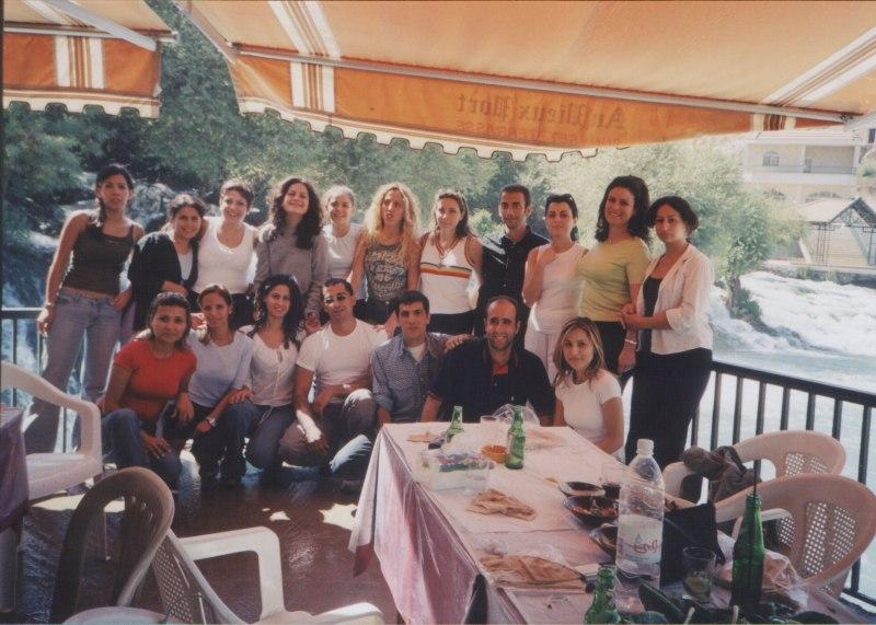 رحلة-نهر-العاصي-14-9-2003