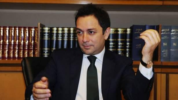 الوزير زياد بارود - تواصل مدني