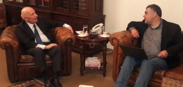 """الرئيس حسين الحسيني لـ """"تواصل مدني"""": اتفاق الطائف أسقطته قوى الأمر الواقع"""