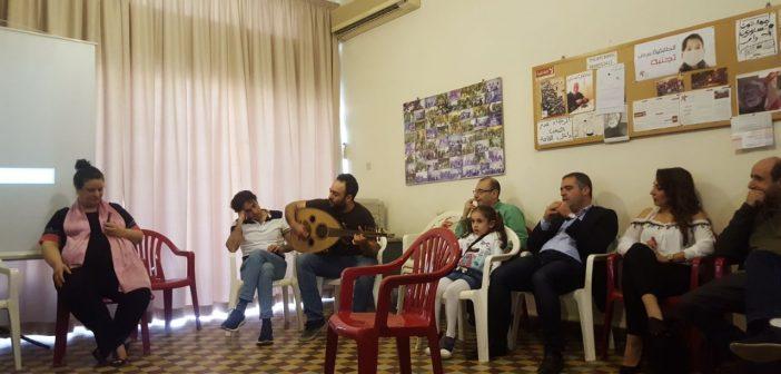 لقاء في تيار المجتمع المدني